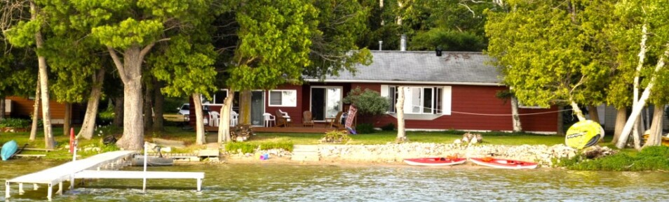 Shady Shores Cottage