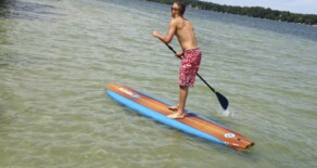Stand Up Paddleboard Rentals
